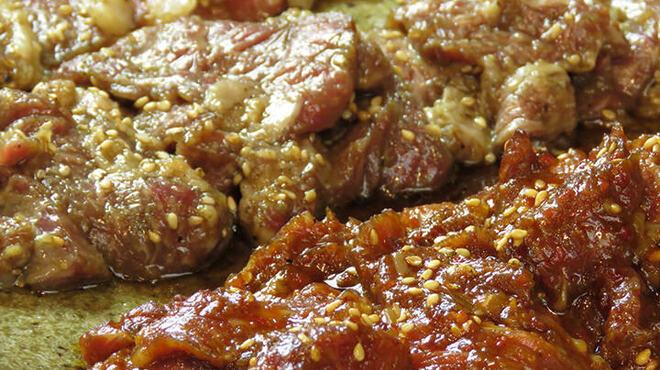 焼肉ホルモン もつりき - 料理写真: