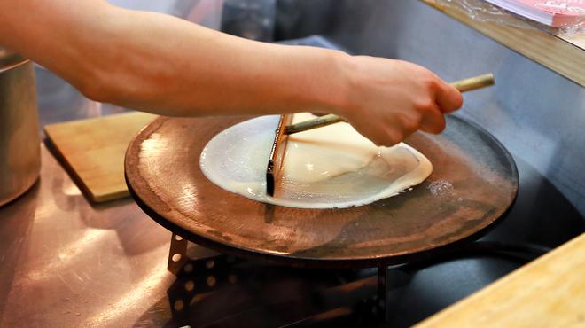 小麦と肉 桃の木 - メイン写真: