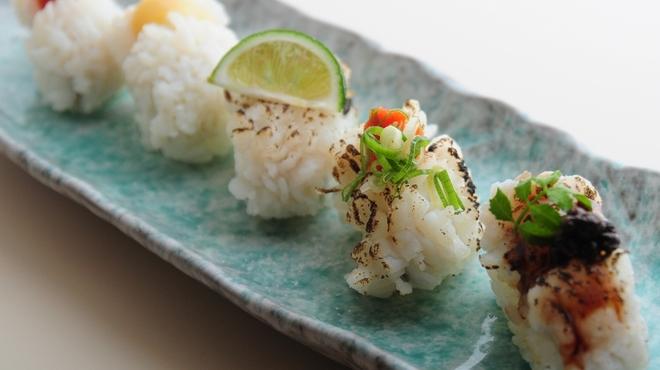 ときすし - 料理写真:鱧三昧