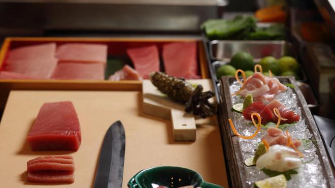 鮮魚 日本酒 えどわん - メイン写真: