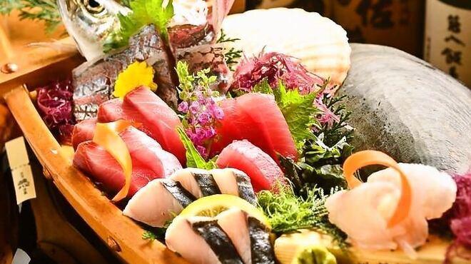 第八飯場丸 - 料理写真: