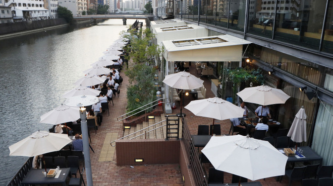 8G Horie River Terrace - メイン写真: