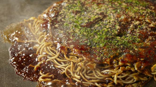 八じゅう - 料理写真:職人の技が光る尾道焼!一度は食べてください!