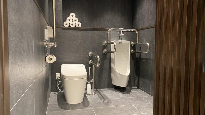 織姫 - 内観写真:Toilet