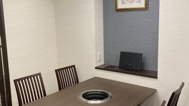 織姫 - 内観写真:T01 テーブル席(椅子4脚)