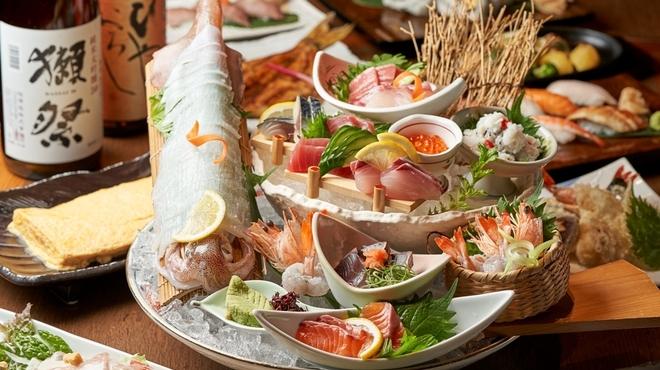 はたごや 阪神西宮駅店 - 西宮(阪神)(魚介料理・海鮮料理)の写真3