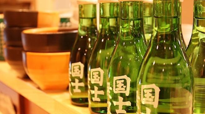 のらくら - 料理写真:日本酒・焼酎も旭川のものをご用意しております