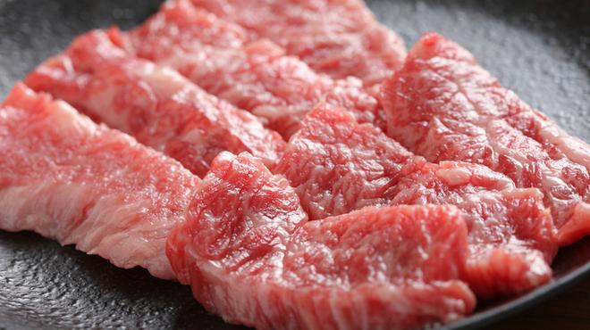 ぴゅあ - 料理写真:当店自慢の国産黒毛和牛カルビ