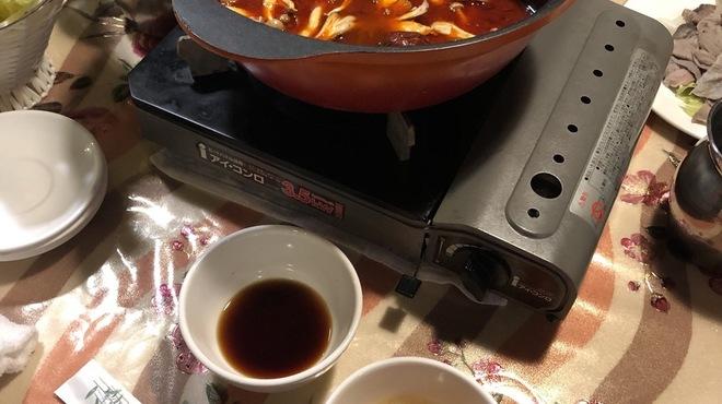 喜運来 - 料理写真:しゃぶしゃぶ 食べ放題 飲み放題 2時間 3599円 (税抜)