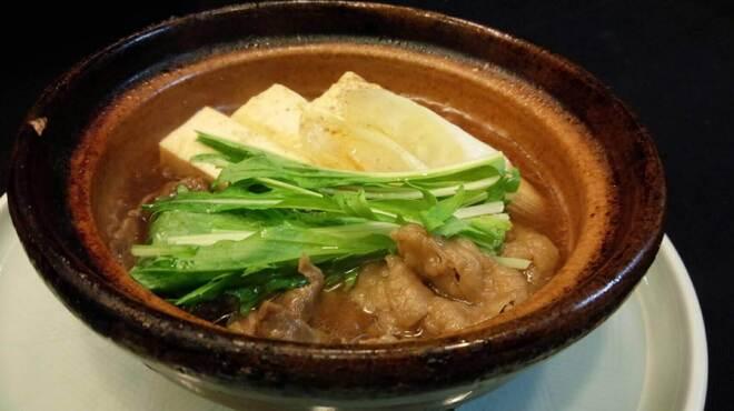 かなわ - 料理写真:広島県産峠下牛肉豆腐
