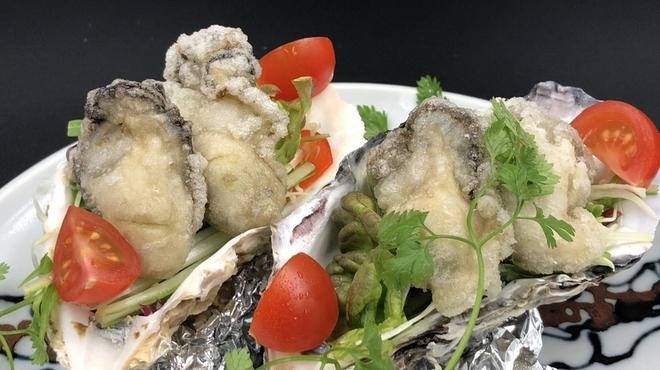 かなわ - 料理写真:かきマリネ