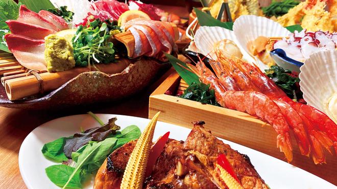 天ぷら海鮮米福 - 料理写真: