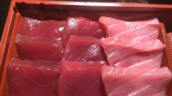 俺の魚を食ってみろ!! - 料理写真:
