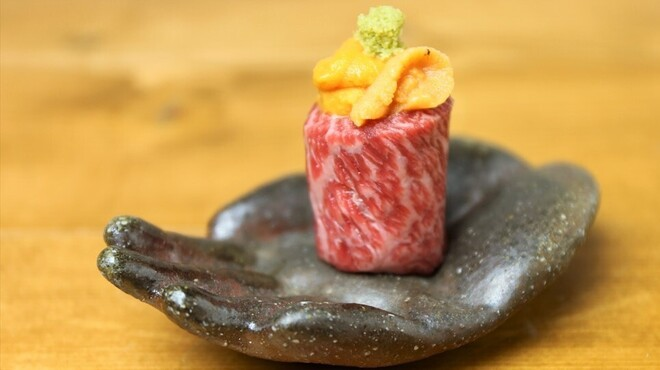 牛タンと野菜巻き串 おくを - メイン写真: