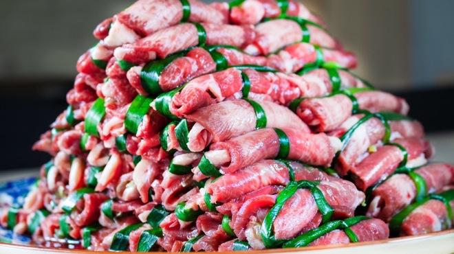 広島ホルモン・冷麺・元祖たれ焼肉 肉匣 - メイン写真: