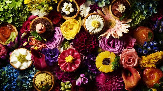 FlowerQuiche 本店(フラワーキッシュ) - 大阪阿部野橋(カフェ)の写真1