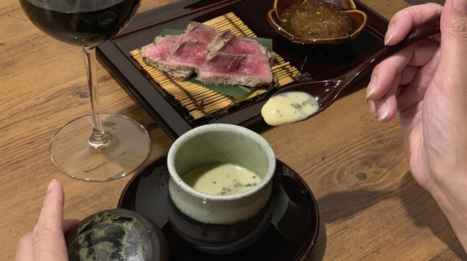 ビストロ割烹 酒場留 - メイン写真: