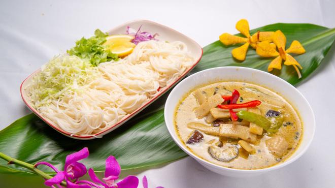 タイ料理889 - 料理写真:グリーンカレー
