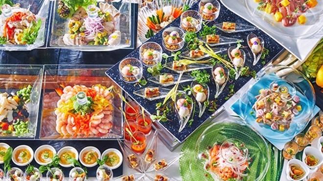 バイキングレストラン ル・プレジール - 料理写真:2020.8月ランチ