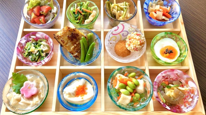 京菜味 のむら 錦店 - 京都河原町(京料理)の写真3