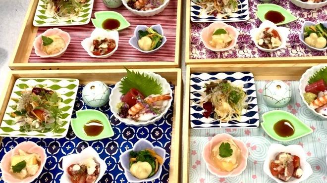 京菜味 のむら 錦店 - 京都河原町(京料理)の写真5
