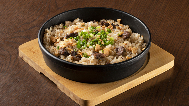 牛たん酒場 たん之助 - 料理写真:肉飯