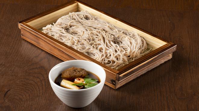 牛たん酒場 たん之助 - 料理写真:蕎麦