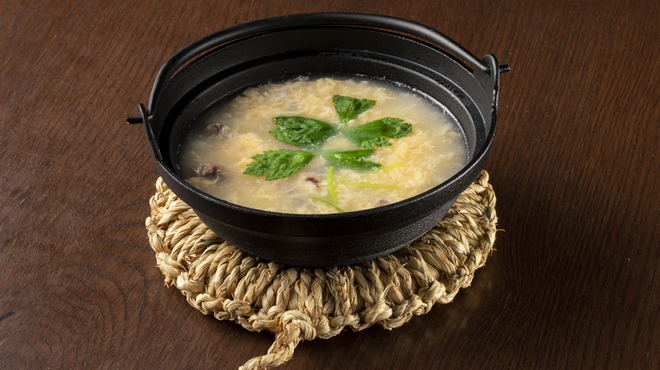 牛たん酒場 たん之助 - 料理写真:牛たん雑炊