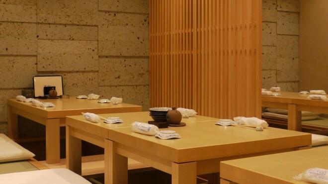 阿部寿司 - 内観写真:お座敷 2~24名様