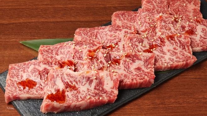 焼肉 らくはち - 料理写真:和牛カイノミ