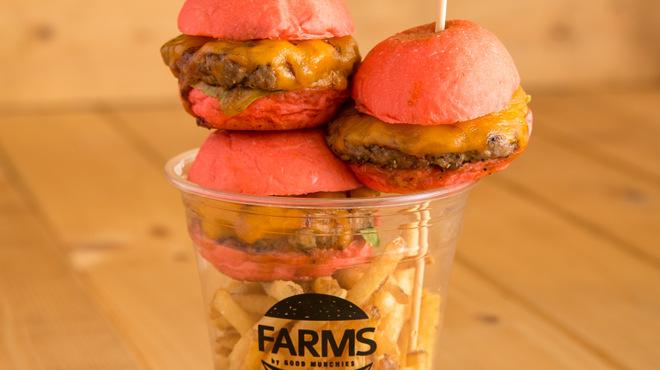 FARMS by good munchies - メイン写真:
