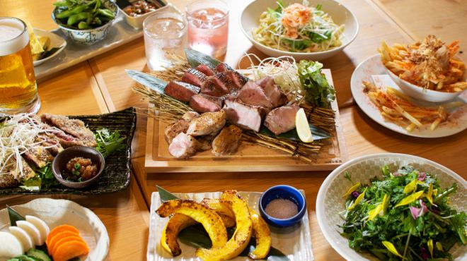 炭焼き牛タン酒場 ウシカイ - メイン写真: