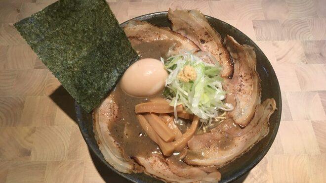 にぼしらーめん88 - 料理写真: