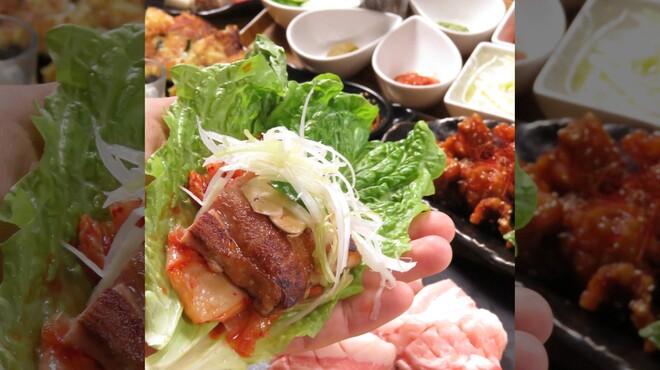 サムギョプサル×鍋×韓国料理 OKOGE - メイン写真: