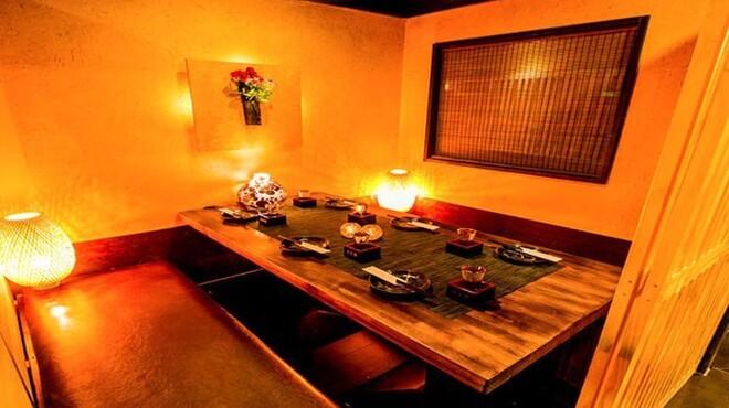 個室で味わう彩り和食 蔵富や - メイン写真: