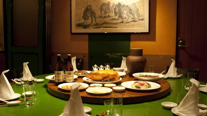 黄鶴楼 - 内観写真:ご宴会コース多数ご用意しております。
