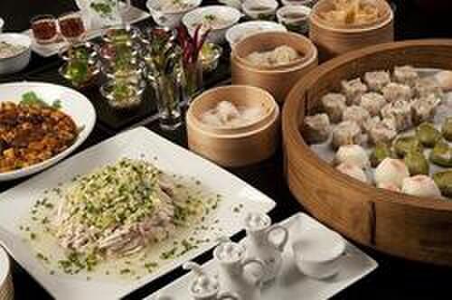 黄鶴楼 - 料理写真:立食料理メニュー