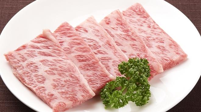 うしすけ - 料理写真:カルビ900円