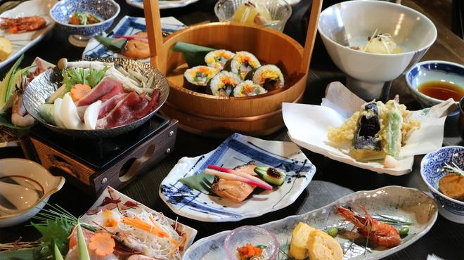 昭べえ - 料理写真:昭べえコース2020秋