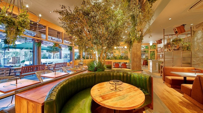 GREEN HOUSE by MERCER BRUNCH - メイン写真: