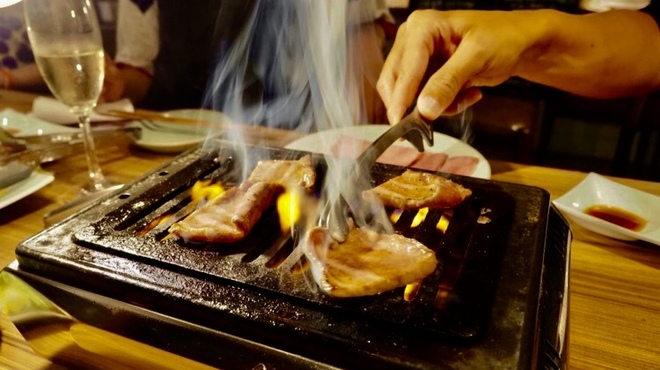 Yakiniku & Craft Beer 田 - メイン写真: