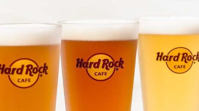ハードロックカフェ 東京 - ドリンク写真: