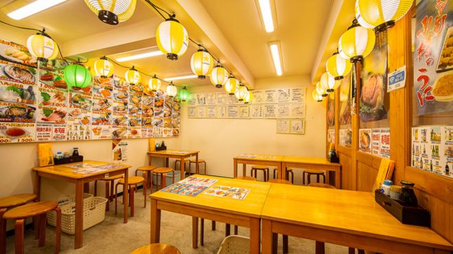 北のどんぶり屋 滝波食堂 - メイン写真: