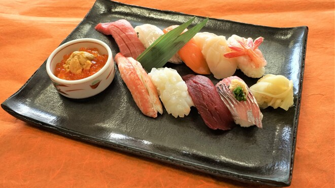 おたる政寿司 - 料理写真: