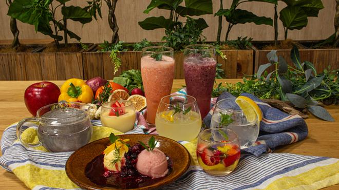 おやさいダイニング レストラン MORINIWA - 武州唐沢(洋食)の写真4