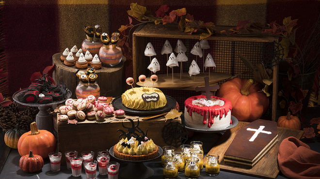 タボラ36 - 料理写真:10月SweetBuffet
