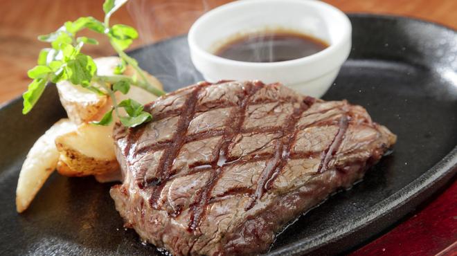 ステーキ食堂BECO - 料理写真: