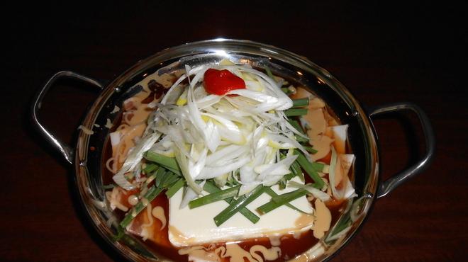 ととまる - 料理写真:チゲ鍋1680円