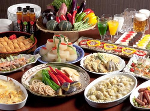 京都北山ダイニング - 料理写真:農家から仕入れる旬な野菜をメインに使用したお料理。上品な京都らしい味付けが、お母さんにも大好評◎
