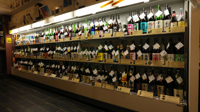 名酒センター - メイン写真: